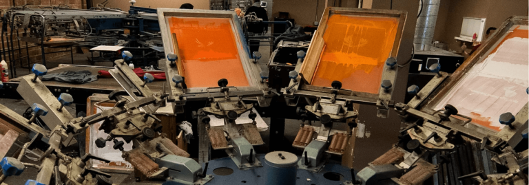 screen printers in grand rapids